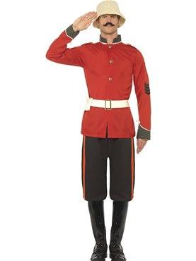 Adult Boer War Soldier Costume