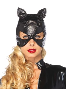 Adult Bondage Cat Mask