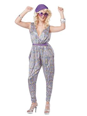 Adult Boogie Fever Costume