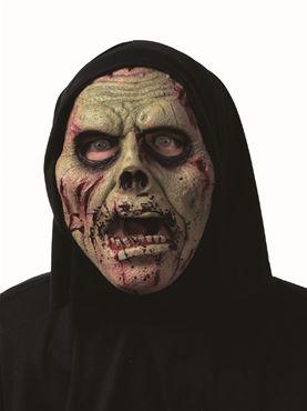 Adult Brain Eater Hooded Flexi Mask