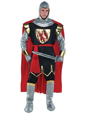 Adult Brave Crusader Costume