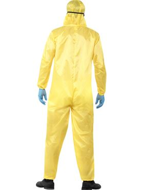 Adult Breaking Bad Costume - Side View