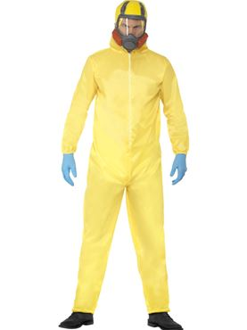 Adult Breaking Bad Costume Couples Costume