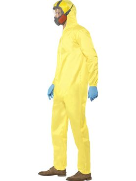 Adult Breaking Bad Costume - Back View