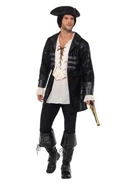 Adult Buccaneer Pirate Jacket
