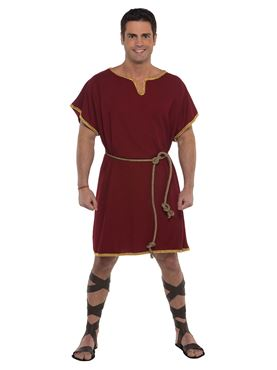Adult Burgundy Tunic