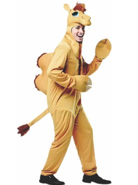 Adult Deluxe Camel Costume