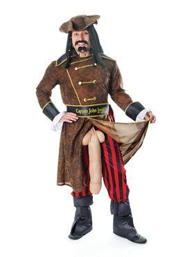 Adult Captain John Longfellow Costume