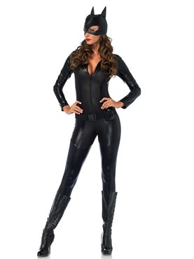 Adult Captivating Crime Fighter Costume