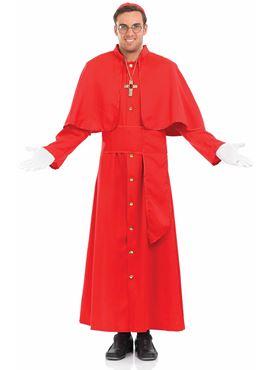 Adult Cardinal Costume Thumbnail