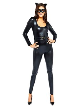 Adult Catwoman Costume - Side View