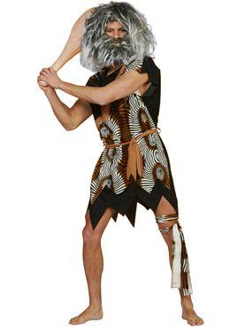 Adult Caveman Costume Thumbnail