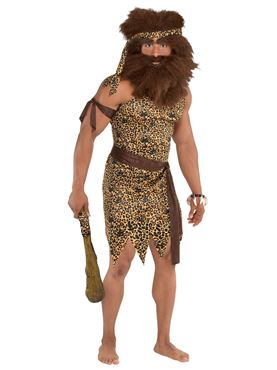 Adult Caveman Costume Couples Costume