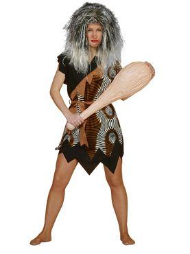 Adult Cavewoman Costume Thumbnail