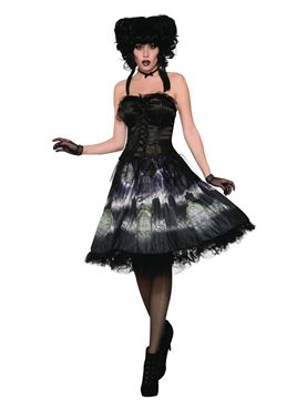 Adult Cemetery Doll Dress