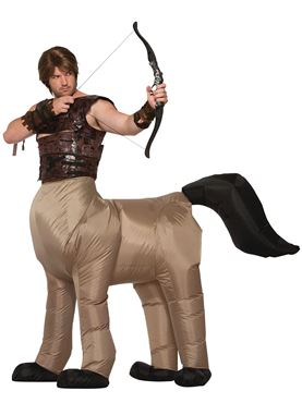 Adult Centaur Inflatable Costume