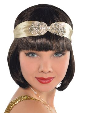 Adult Flapper Headband