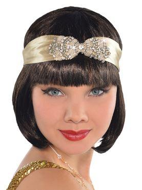 Adult Flapper Headband