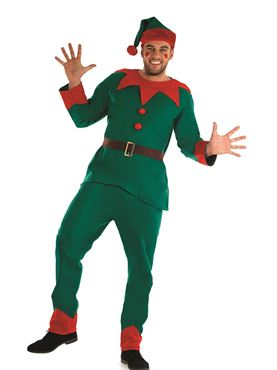 Adult Cheeky Elf Costume
