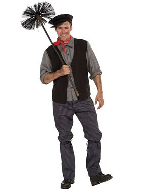 Adult Chimney Sweep Costume