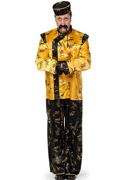 Adult Chinese Man Costume