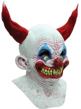 Adult Deluxe Chingo the Clown Mask