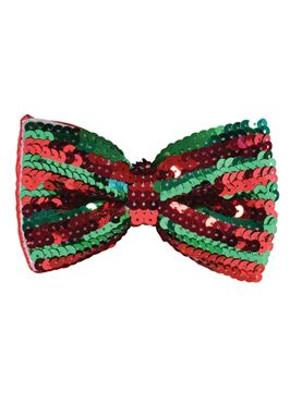 Adult Christmas Bow Tie