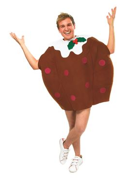 Adult Christmas Pudding Costume