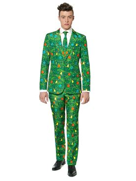 Adult Christmas Tree Suitmeister Suit