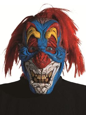 Adult Chubbs the Clown Mask