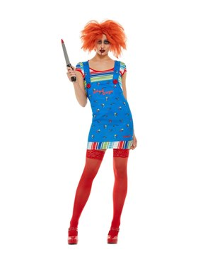 Adult Chucky Costume Couples Costume