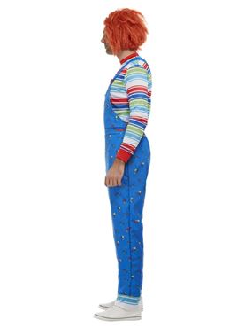 Adult Chucky Costume - Side View