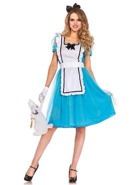 Adult Classic Alice Costume