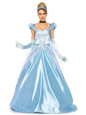 Adult Classic Cinder Costume