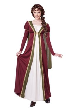 Adult Medieval Maiden Costume