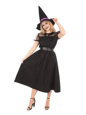 Adult Classy Witch Costume