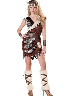 Adult Barbarian Beauty Costume