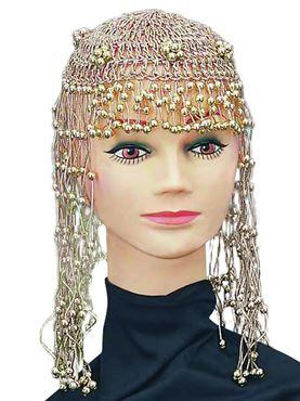 Adult Cleopatra Beaded Headpiece