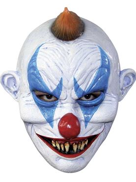 Adult Clown Overhead Mask