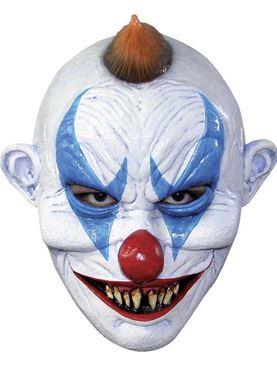 Adult Clown Overhead Mask