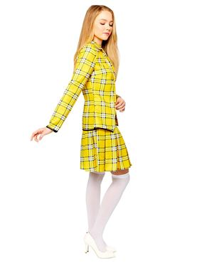 Adult Clueless Costume - Side View