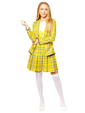 Adult Clueless Costume Couples Costume