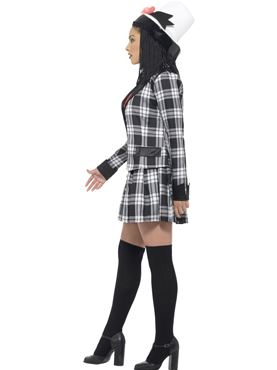 Adult Clueless Dionne Costume - Back View