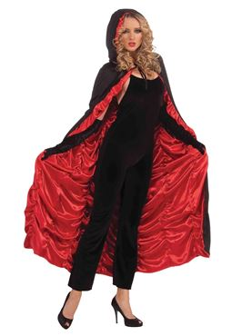 Adult Coffin Cape