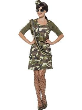 Adult Combat Cadet Costume
