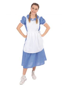 Adult Country Girl Costume