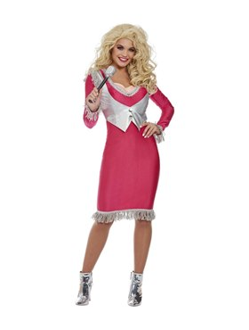 Adult Country Icon Dolly Costume