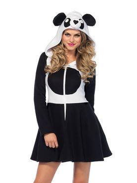 Adult Cozy Panda Costume