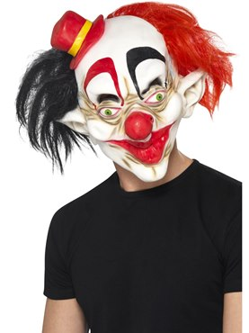 Adult Creepy Clown Mask