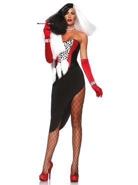 Adult Cruel Diva Costume